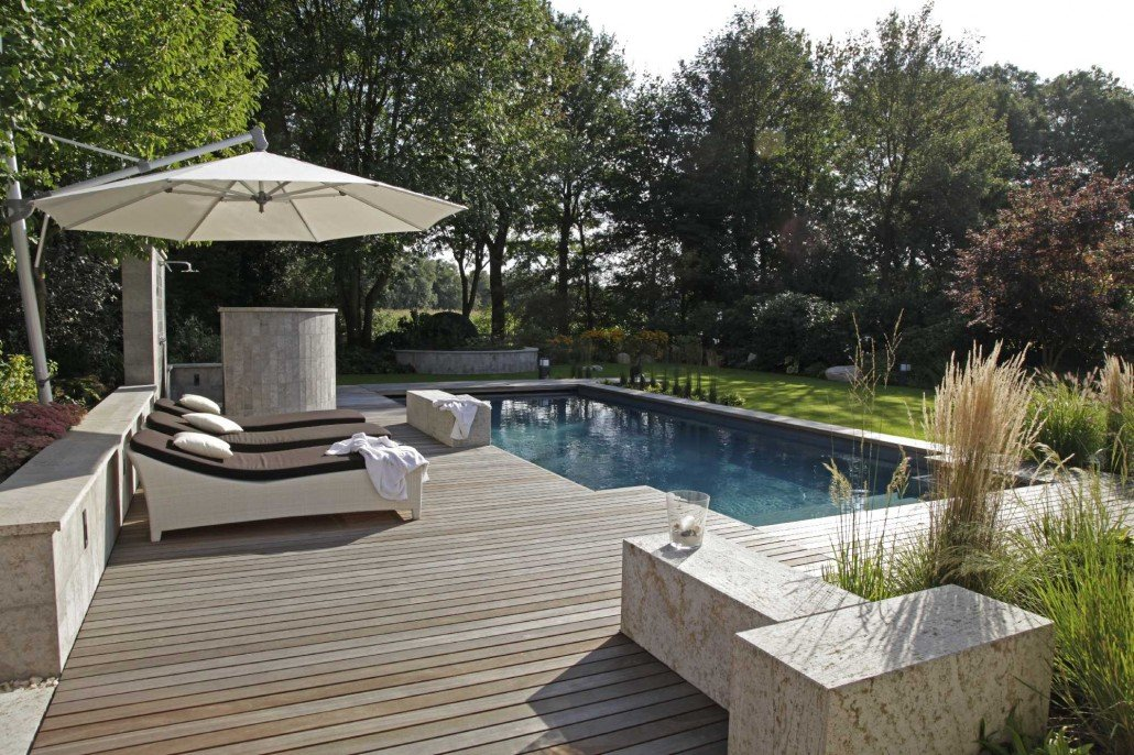 holzterrassen holzdecks zinsser gartengestaltung schwimmteiche und swimmingpools. Black Bedroom Furniture Sets. Home Design Ideas