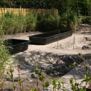 lange GFK-Becken für einen formalen Garten in Uelzen und Lüneburg