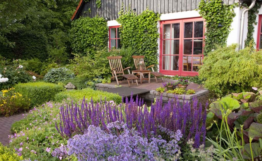 Cottage Garden Zinsser Gartengestaltung Schwimmteiche Und