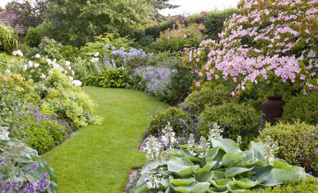 cottage garden zinsser gartengestaltung schwimmteiche
