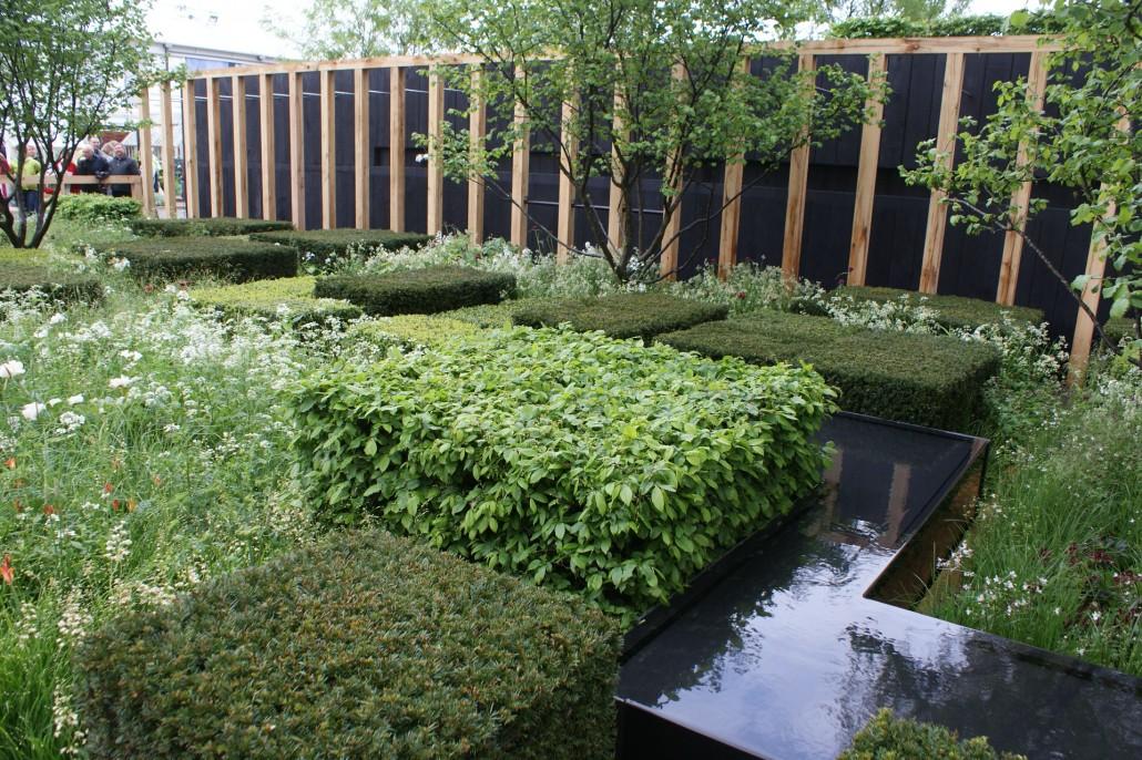Typus designfreunde zinsser gartengestaltung for Gartengestaltung mit buchs und hortensien