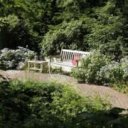 Garten gestalten mit der alten Lehre des Feng Shui