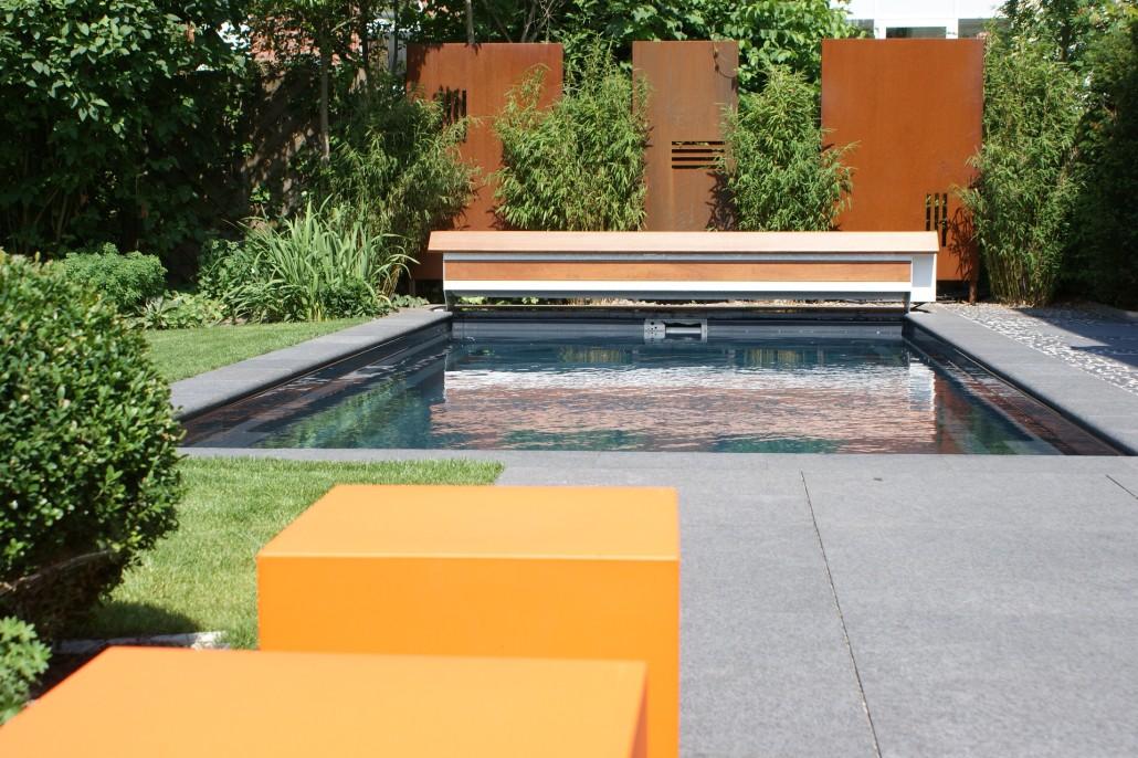 Pflanzen sichtschutz buro kreatives haus design for Sichtschutz pool