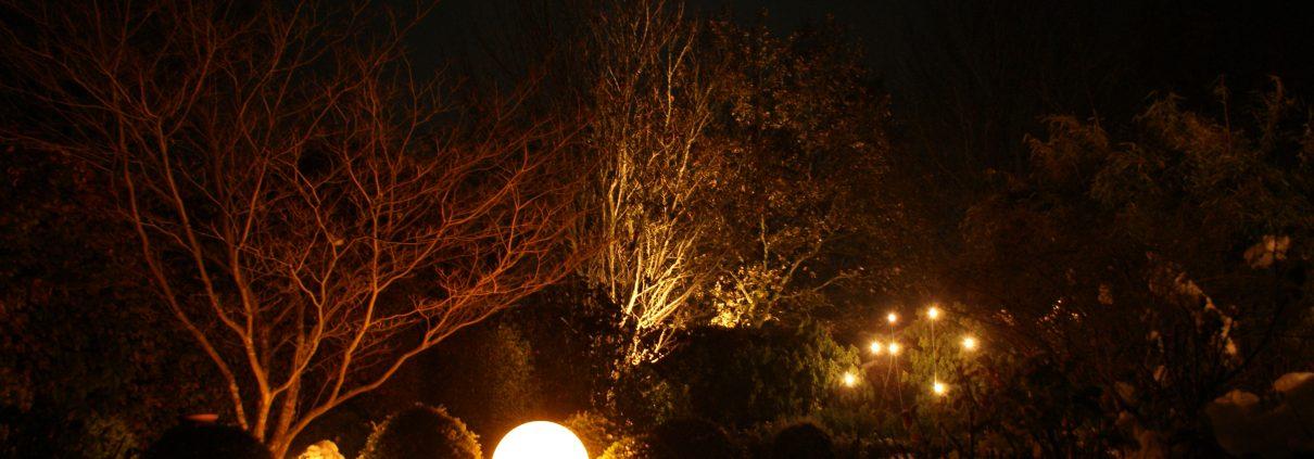 Lichtplanung Garten illumination licht im garten zinsser gartengestaltung