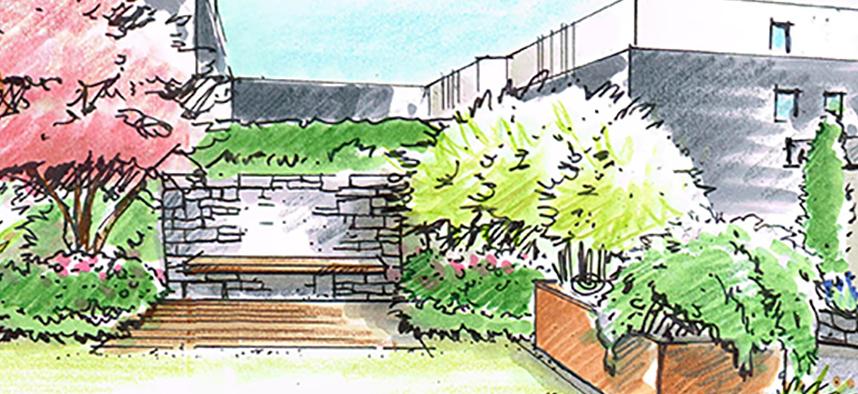 Planungsb ro zinsser gartengestaltung schwimmteiche und swimmingpools - Garten zeichnen ...