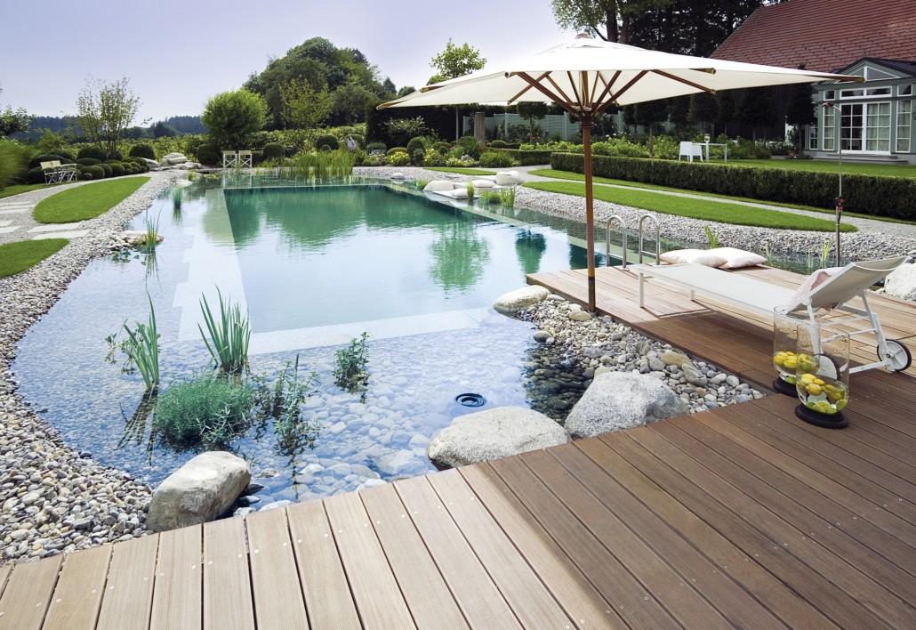 Holzterrassen Holzdecks Zinsser Gartengestaltung Schwimmteiche Und Swimmingpools