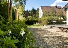 Kies und Schotter als Alternative bei Weg oder Terrasse