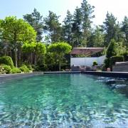 Schwimmteiche mit Fertigpoolbecken