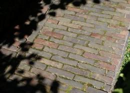 gebrauchtes Klinkerpflaster aus dem Ammerland