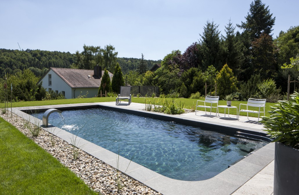 Natur pools zinsser gartengestaltung schwimmteiche und for Pool aufblasbar eckig