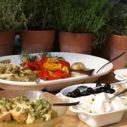 Cafe und Brunch von Silke Schulz im Orangerie-Cafe