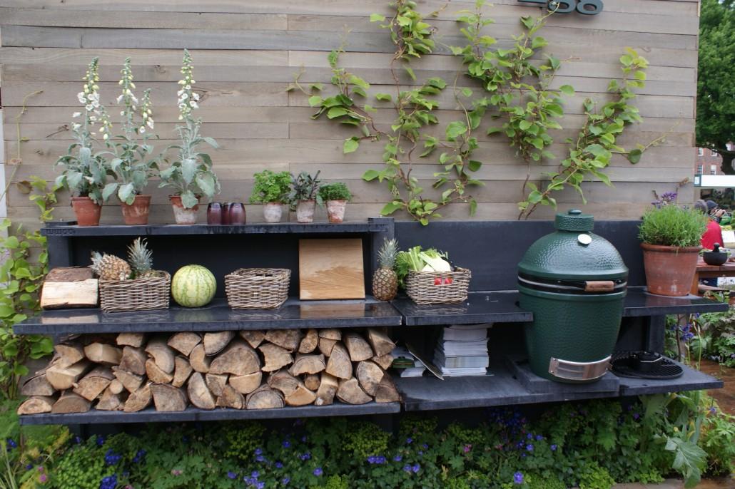 Outdoorküche Garten Vergleich : Outdoor küche und garten lounge geplant hier sind einige