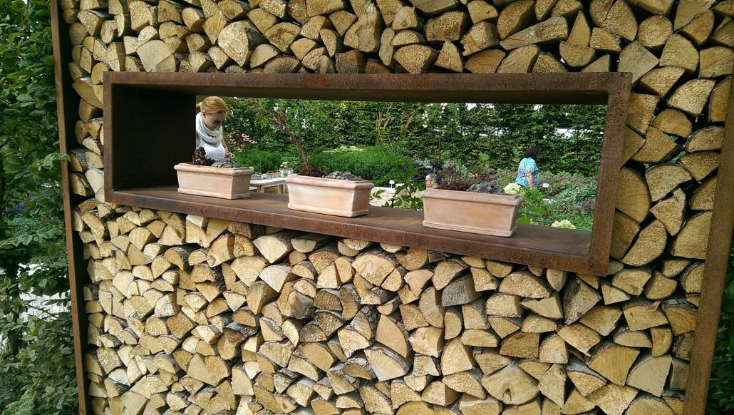 Rost & Cortenstahl › Zinsser Gartengestaltung, Schwimmteiche und ...
