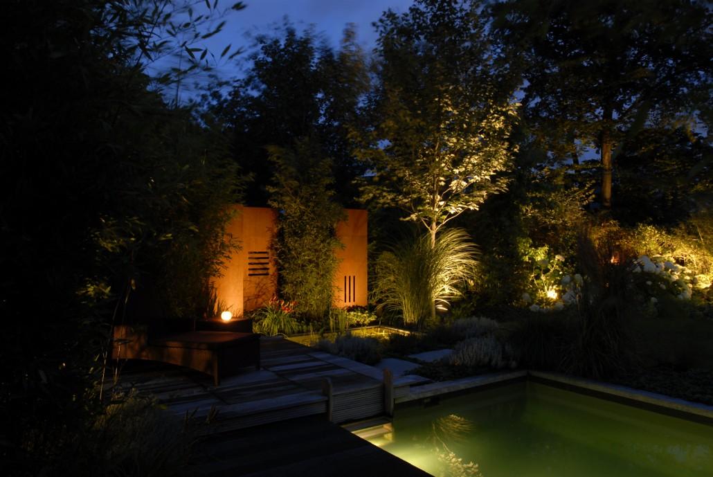 Gartengestaltung Lübeck rost cortenstahl zinsser gartengestaltung schwimmteiche und swimmingpools