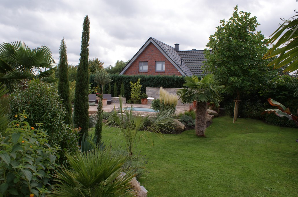 Mein Schöner Garten Outdoor Küche : Referenzgärten u a zinsser gartengestaltung schwimmteiche und