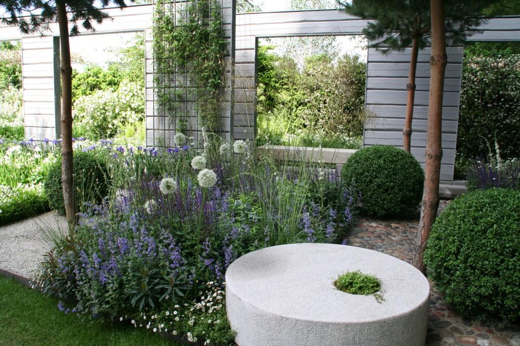 Berühmt Gartengestaltung In Weiss - Natacharoussel.com &EQ_36