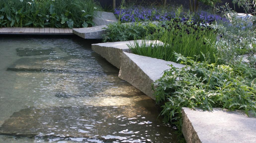 Wasserspiele & Teiche › Zinsser Gartengestaltung, Schwimmteiche und ...
