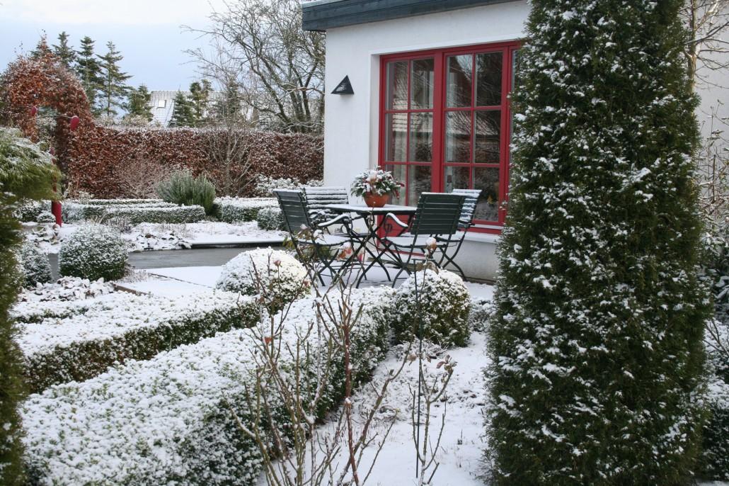 Gärten Im Winter › Zinsser Gartengestaltung, Schwimmteiche